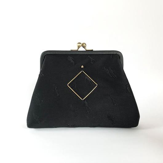 Leather Mini Clutch bag / 1399