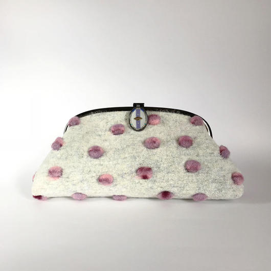 Jewelry Mini Clutch Bag  / 1841