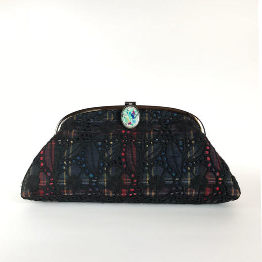 Jewelry Mini Clutch Bag  / 1844