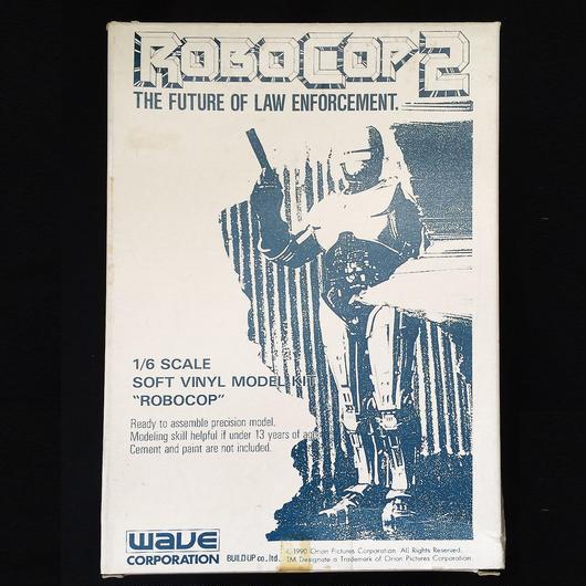 """ROBOCOP 2 """"THE FUTURE OF LAW ENFORCEMENT.""""      BUILD UP"""