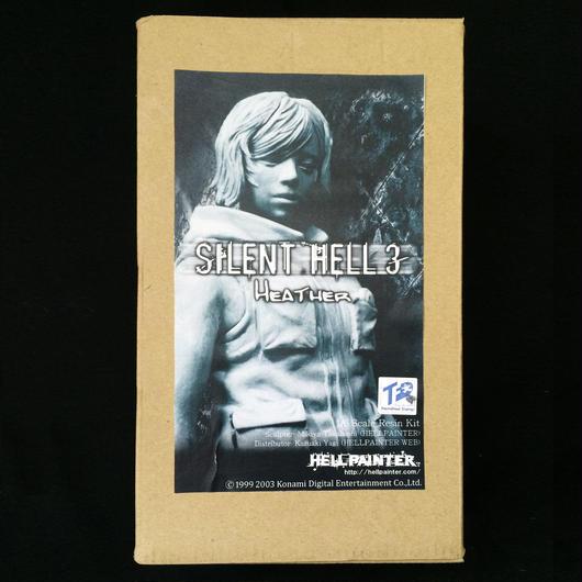 "SILENT HELL3 ""HEATHER""          Konami"