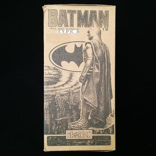 BATMAN™  POSE-B - Batman with Speargun-     BILLIKEN