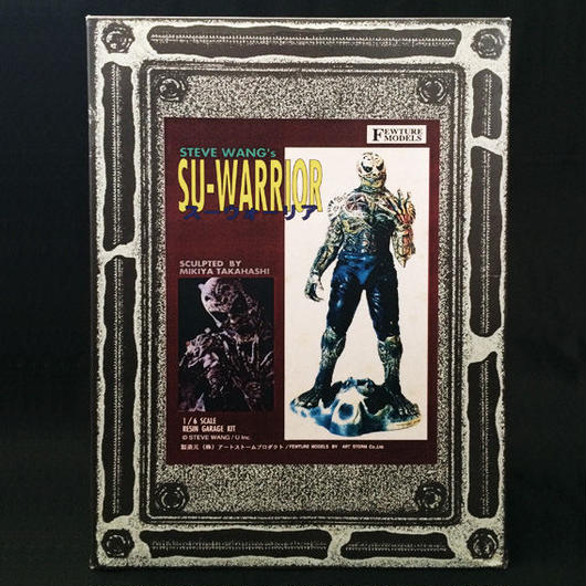 "STEVE WANG's           ""SU-WARRIOR""            FEWTURE MODELS"