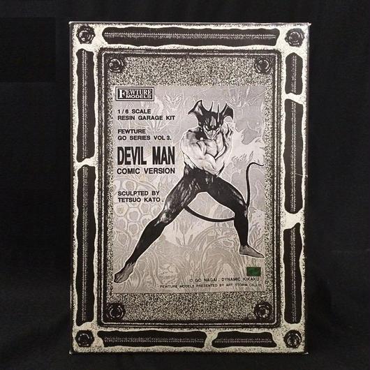 FEWTURE GO SERIES Vol.3 DEVIL MAN - COSMIC VERSION      FEWTURE MODELS