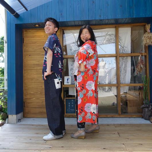 シャツコート/MIOprint FURAWA(コットンローン)