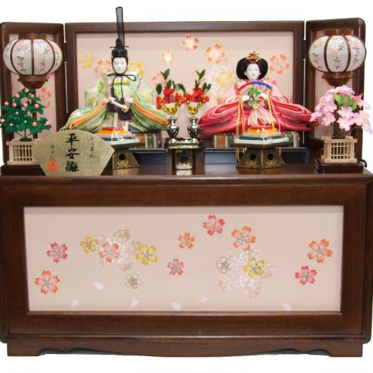 収納飾 SH606 桜
