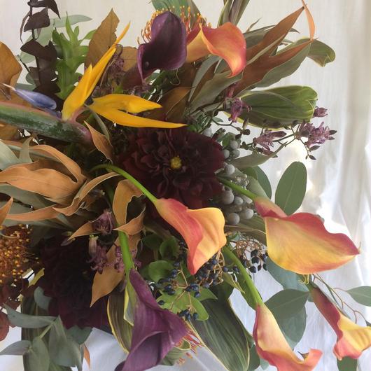 お花の贈り物 アレンジメント 16,200円送料無料(日にち指定をお願いします)