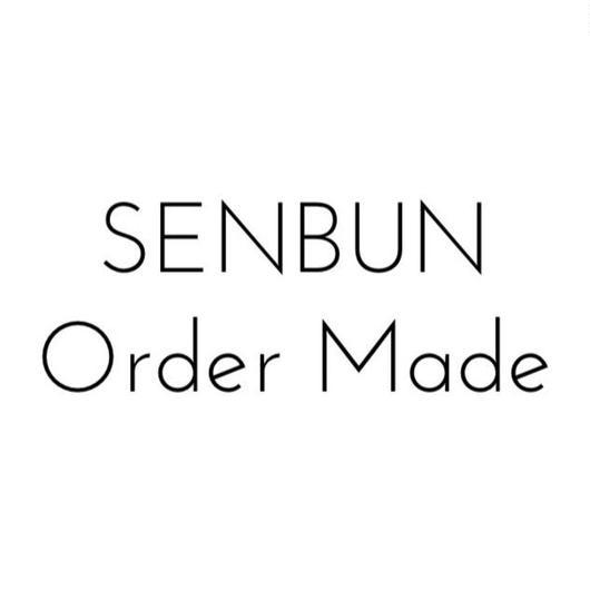 SENBUNオーダーメイド ¥16,200