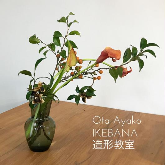 IKEBANAおけいこセット(月1回)送料無料