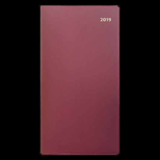 シニア・中高年向け手帳「シニアリー」:レッド