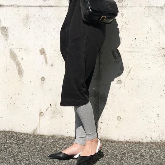 rib leggings