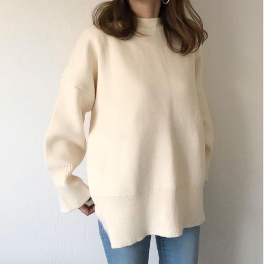basic long knit