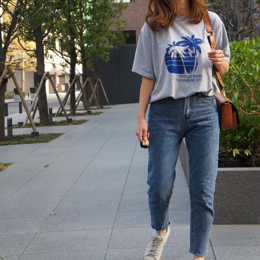 『Palm tree 』T- shirt