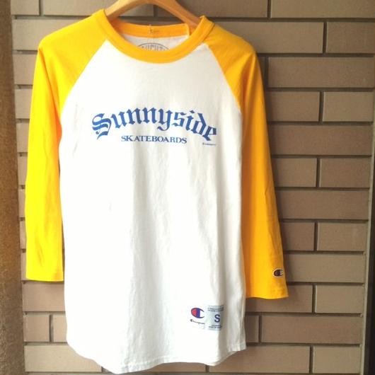 NAUGHTY 【SUNNYSIDE SKATEBORDS B/B TEE】