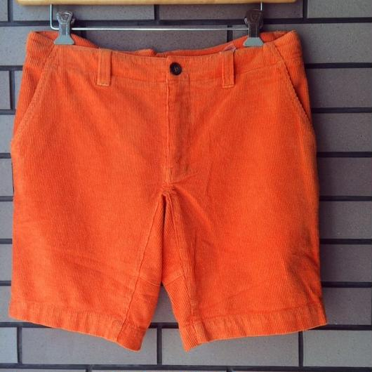 Four Seasons Garage 【Color Corduroy Shorts】