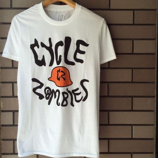 CYCLE ZOMBIES 【HELMET S/S TEE】