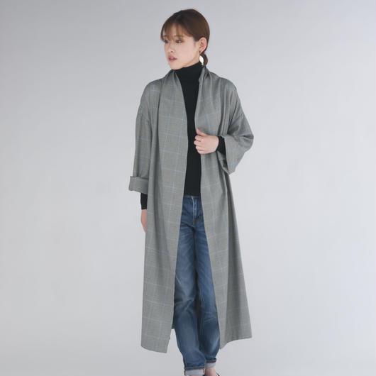 高橋恵美子デザイン手ぬいのローブコート(EC-0006)