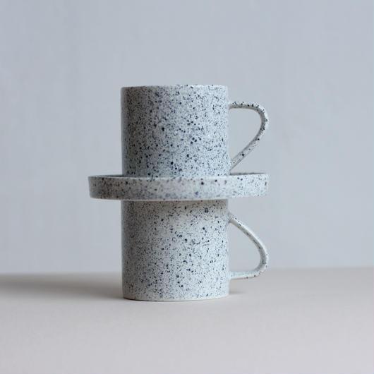 コーヒーカップ Gråsten(大理石)