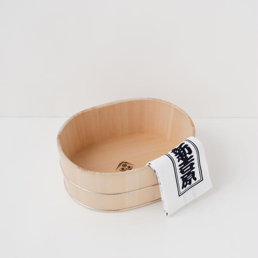 桶栄×新吉原「小判桶」