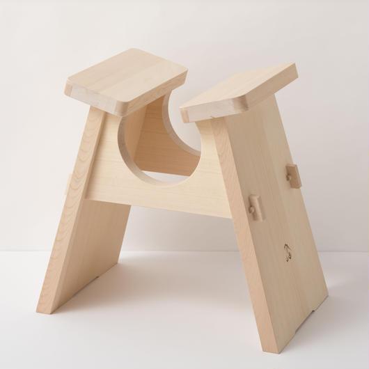 桶栄×新吉原「ステキな椅子」