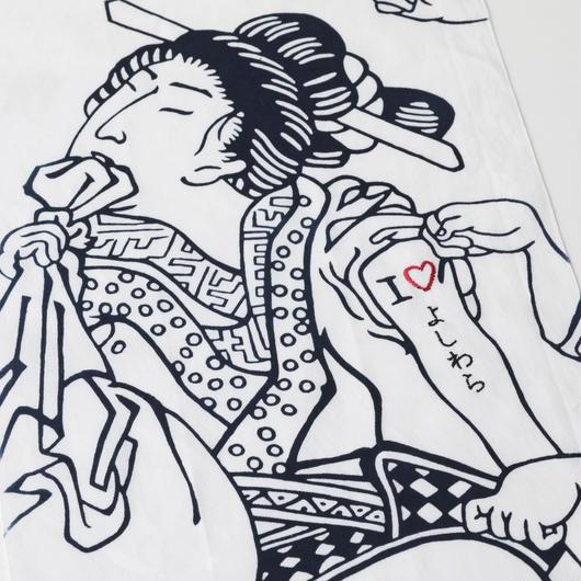 〈期間限定〉刺繍名入れサービス