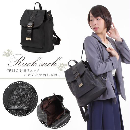 Tukasa-K リュック ブラック