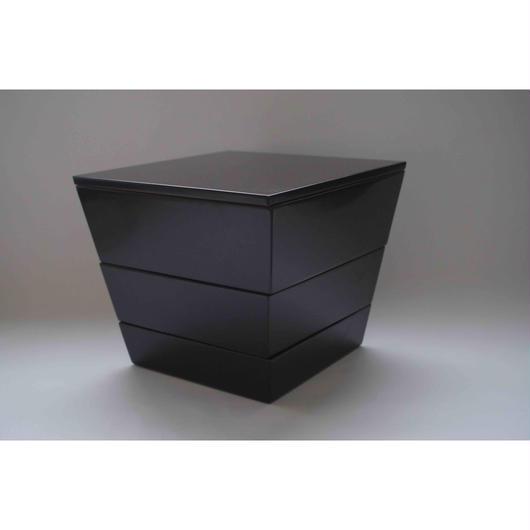 木曽漆器「ちきりや」の黒内朱塗  OSAME重