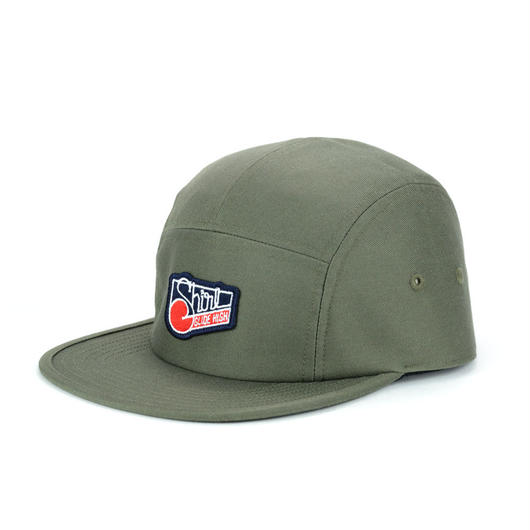 SQUARE COMFORT-5 CAP (OLIVE) made in japan(SH150103OLV)