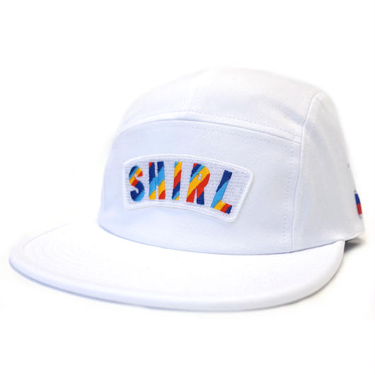 RAINBOW ARCH COMFORT-5 CAP (WHITE) made in japan (SH180113WHT)