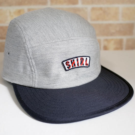 Stripe Arch  COMFORT-5 CAP (2TONE NV X GREY) made in japan (SH180116NVG)
