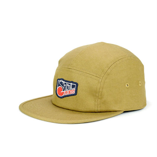 SQUARE COMFORT-5 CAP (BEIGE) made in japan(SH150103BEG)