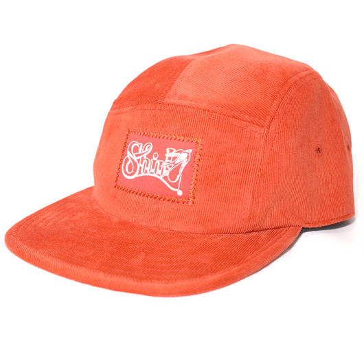 [VIX x SHIRL]コラボレーション CORDUROY COMFORT-5 CAP (ORANGE) made in japan (SH170105VIX)