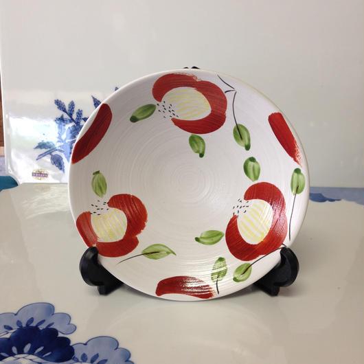 粉引椿ヘルシー碗