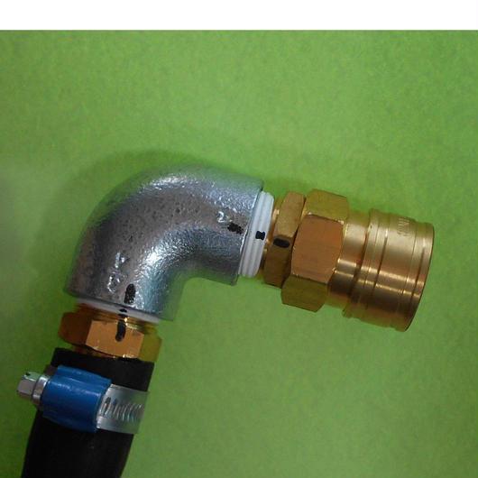 ロボ洗21 給水カプラー(600SM) メス