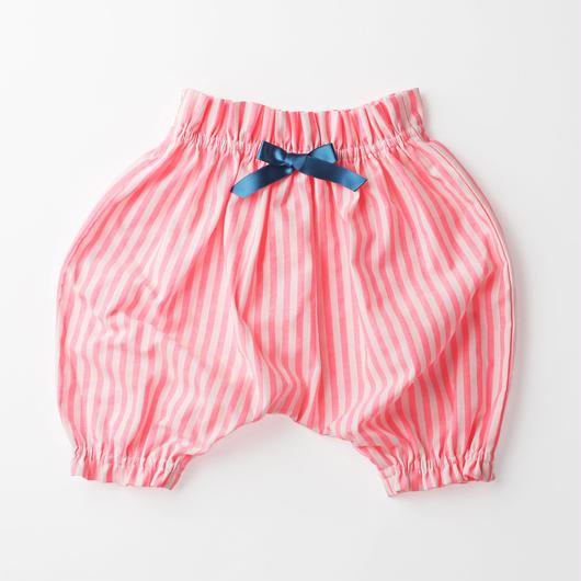 potiron/pink stripe