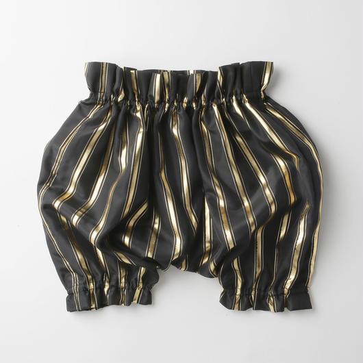 potiron /stripe black&gold
