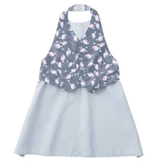 garcon 6 flamingo grey/ for kids (100-110cm)