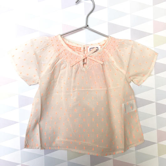 Camille top/Pink [BONHEUR DU JOUR] トップス -20%