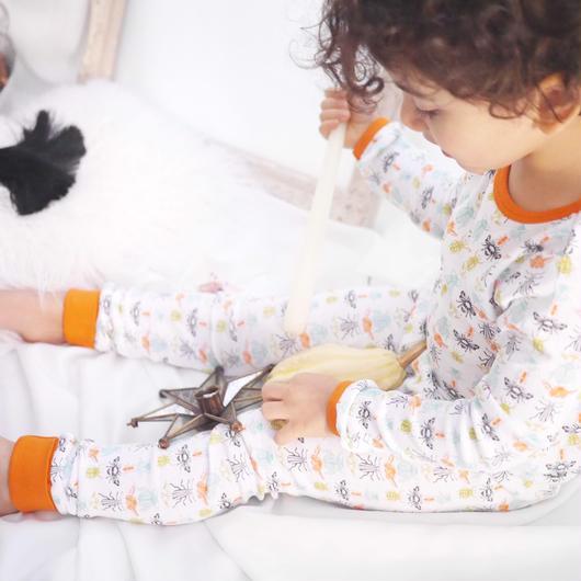 Bed time pajamas