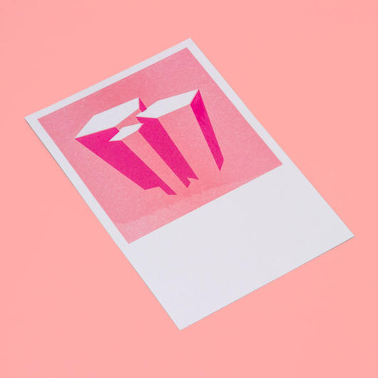 ARTWORK #01 SHAPE(pink)