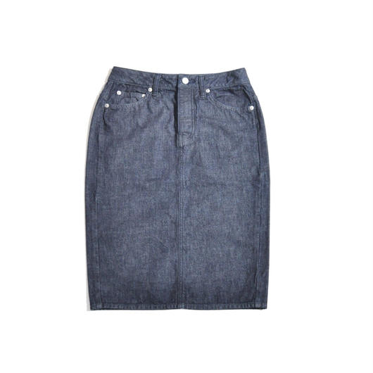 18-SS020 DENIM TIGHT SKIRT