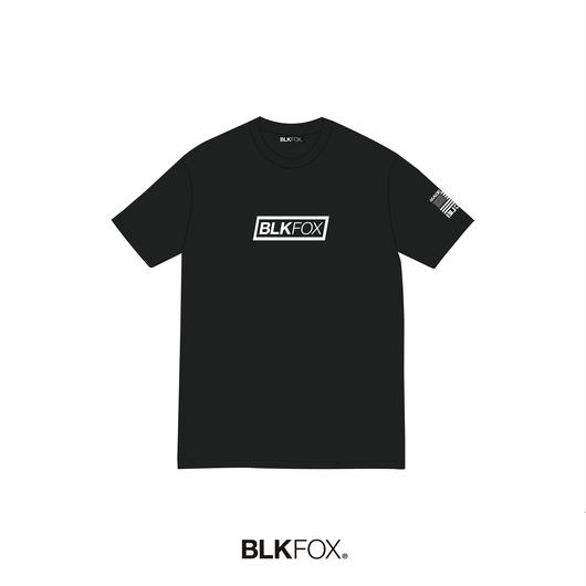【受注販売】BLKFOX T-SHIRT 02 / BLACK