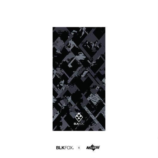 BLKFOX × Hoorag 01 / BLACK