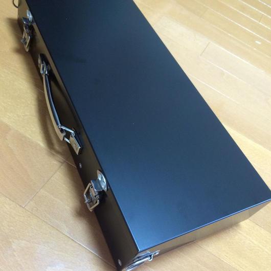 日本の部品屋・カラータックルボックスアルミ製