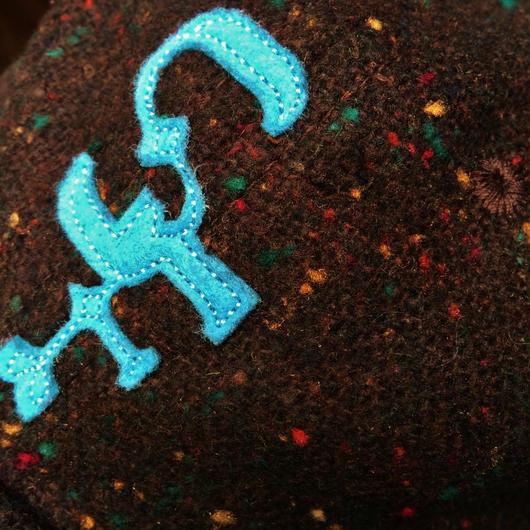 "Ebbets Field Flannels/""SF""BB Cap."