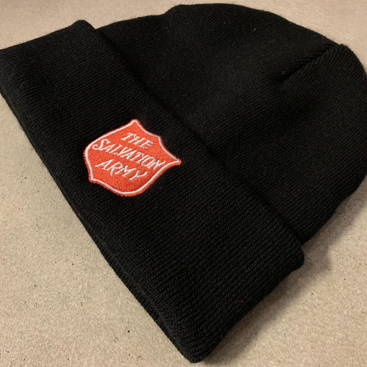 THE SALVATION ARMY  knit cap