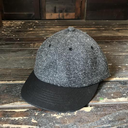 Brownie/B.B.CAP_CHARCOAL GRAYx BLACK