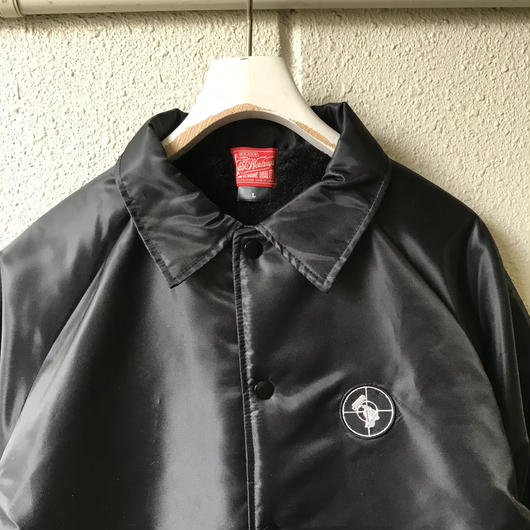 5656WORKINGS/FTP GROUND TEAM JKT(POLY ver.)_BLACK