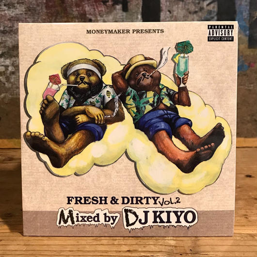 【MIX CD】DJ KIYO/FRESH&DIRTY vol.2