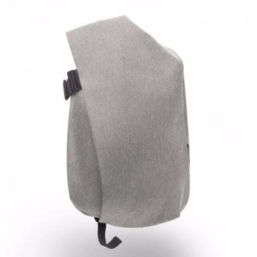 【27712】ISAR  ECO YARN - Grey Melange (M size)  Cote&Ciel コートエシエル リュックサック